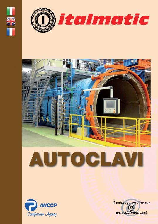 Autoclaves Catalogue