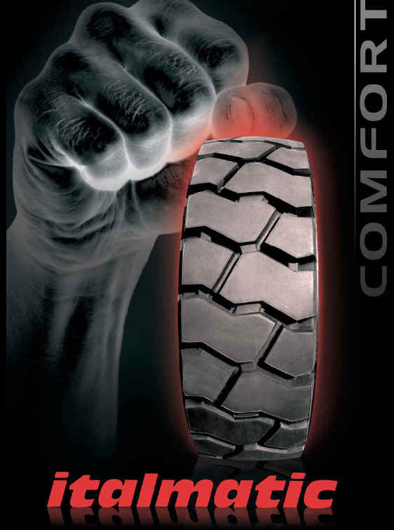 Comfort Solid Tyres Catalogue