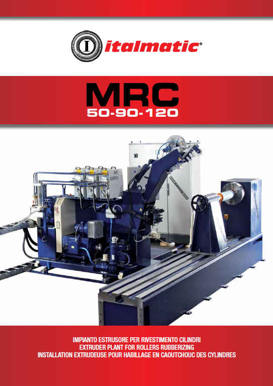 MRC 50-90-120 Cylinder Extruder Catalogue